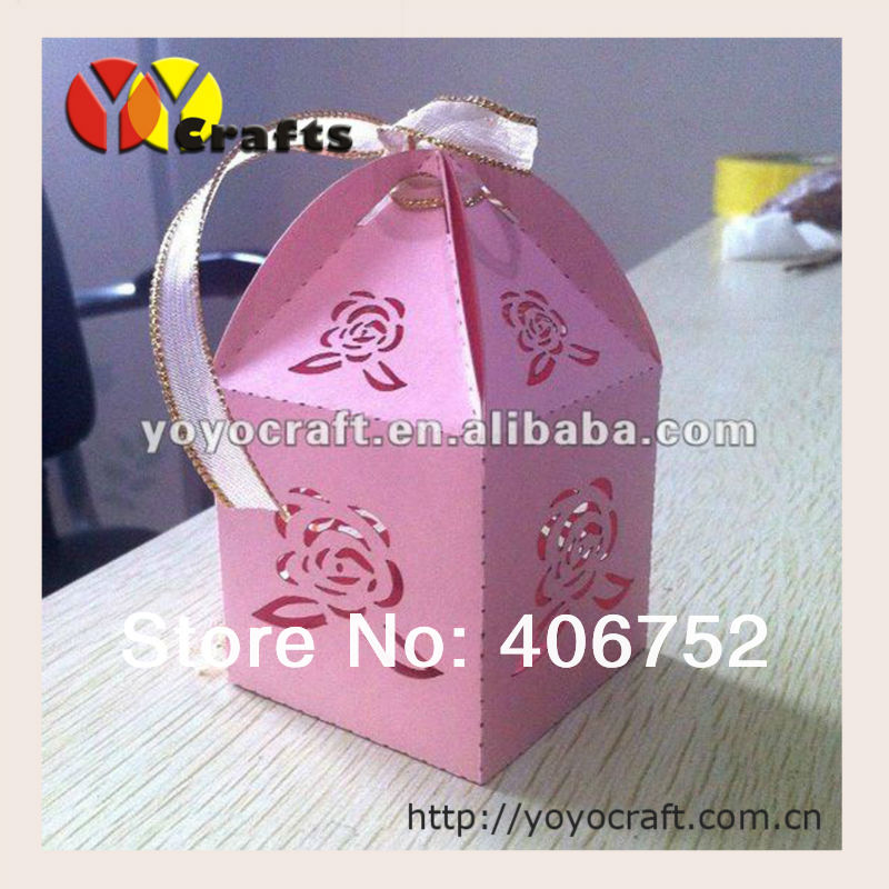 hot sale new design customized wedding supplies paper laser cut ...