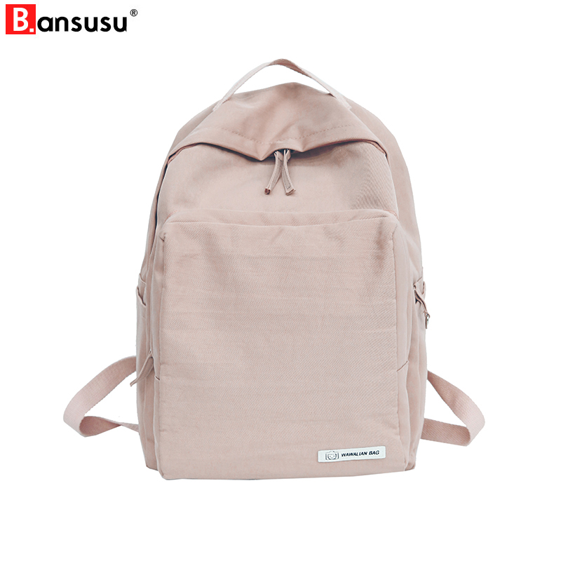 Women Backpacks Korean Style New 2018 Harajuku Ulzzang Travel Backpack Waterproof High S ...