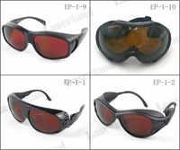 EP-1 190nm-540nm bleu vert 800nm-1700nm 808nm 810nm 850nm 980nm 1064nm IR ND: YAG lunettes de protection Laser CE OD5 +