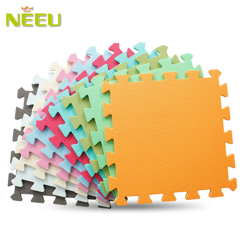NEEU soft crawling floor play puzzle pad carpet kid child