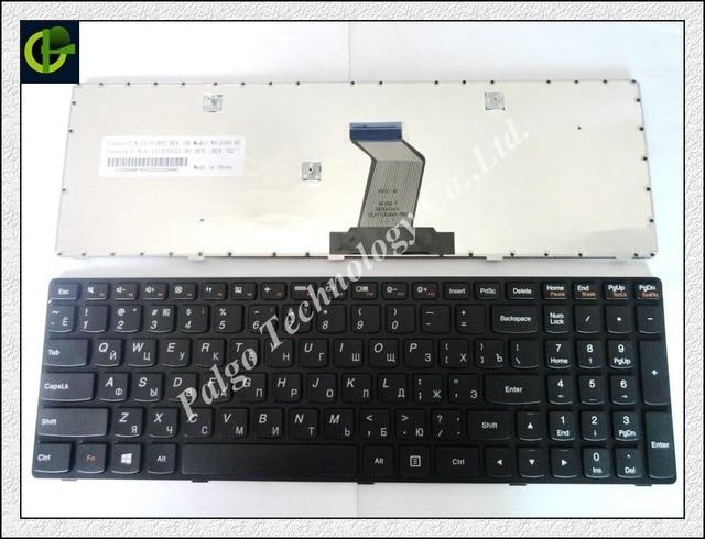 Teclado russa para ibm lenovo g500 g505 g510 g500a g505a g700a g700 g710 g710a g500am g700at ru teclado preto