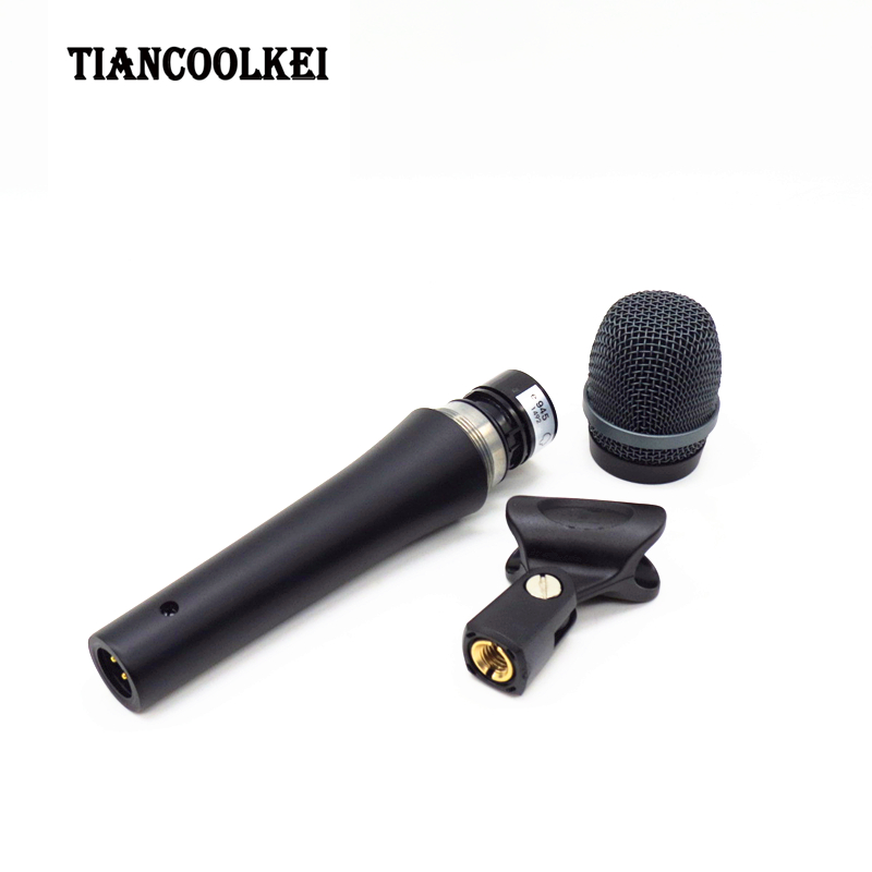 Quality E945 E935 Professional Dynamic Super Cardioid Vocal Wired Microphone microfone microfono Mike 945 microphone for karaoke  free shipping high quality version sm 58 58lc sm58lc wired vocal karaoke handheld dynamic microphone microfone microfono mic