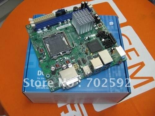 Orginal Desktop motherboard DQ45EK Dual DVI connector LGA775