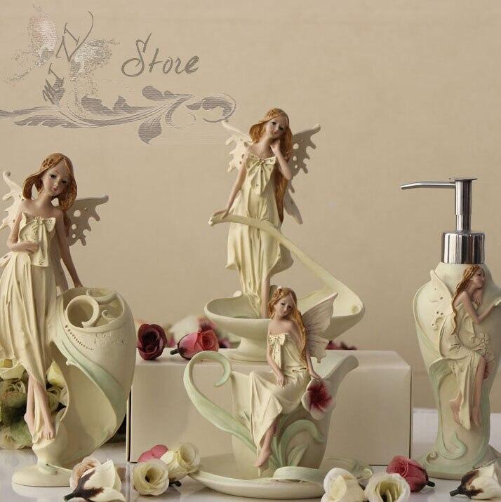 Acquista all'ingrosso online elegante accessori per il bagno da ...