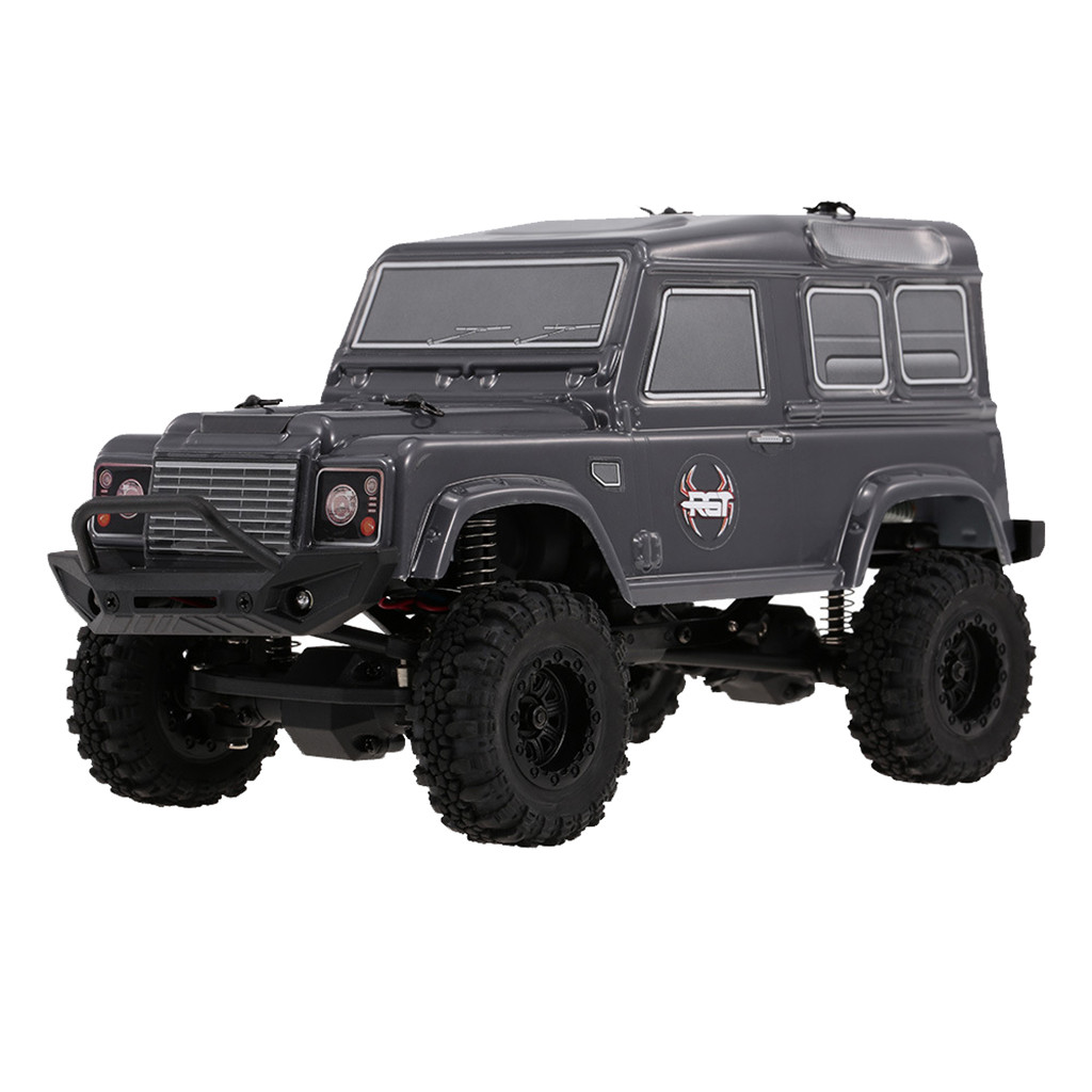 Image 2 - Remote control car toy RGT 136240 1/24 2.4G 4WD 15KM/H RC Rock Crawler Off road Buggy Car Kids Toy RTR Remote control buggy toys-in RC Cars from Toys & Hobbies
