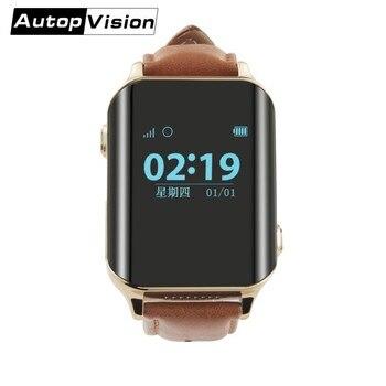 A16 GPS трекер для часов, монитор сердечного ритма, смарт-трекер для пожилых людей/отбеливающихся/пациентов, безопасная и здоровая работа с буд...