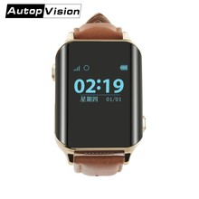 A16 GPS Watch Tracker Heart Rate Monitor Smartwatch Tracker For Elder/Disbled/Patient Healthy And Safety with Clock Alarm SOS