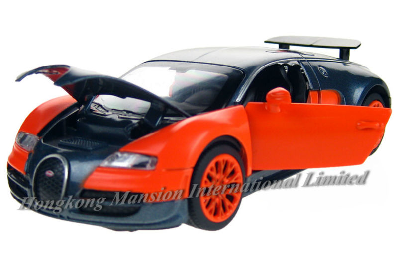 1:32 Scale Diecast Alloy Metal Super Racing Car Model For Bugatti Veyron  Collection Model Pull Back Toys Car With Soundu0026Light In Diecasts U0026 Toy  Vehicles ...