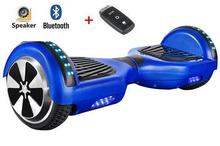 ul oxboard Hoverboard self balancing Scooter two wheel Electric Skateboard Unicycle Bluetooth speaker led free ship
