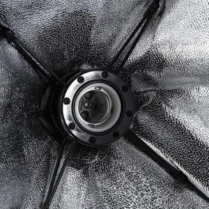 Image 5 - Andoer التصوير استوديو مكعب مظلة سوفتبوكس ضوء الإضاءة مجموعة أدوات الخيمة صور فيديو * حامل ثلاثي القوائم 2 * سوفتبوكس * حمل حقيبة