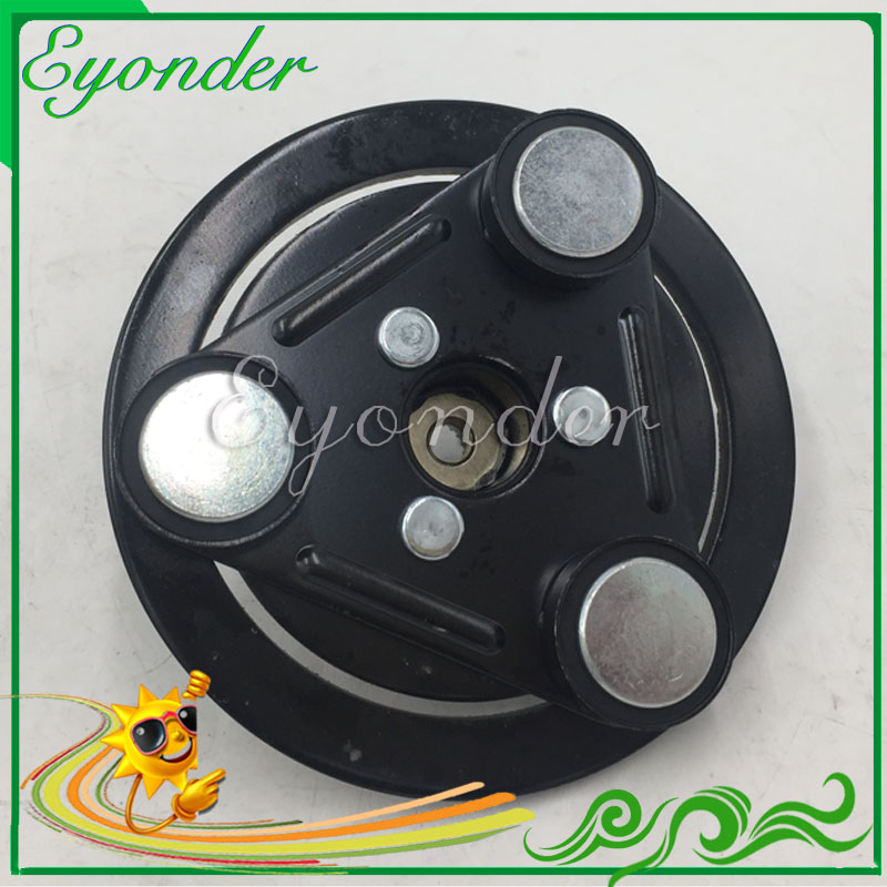 Air Conditioning AC Head Magnetic Electromagnetic Clutch Pulley Front Damper Plate Hub Sucker For Mazda 6 1.8 2.0 2.3 Panasonic