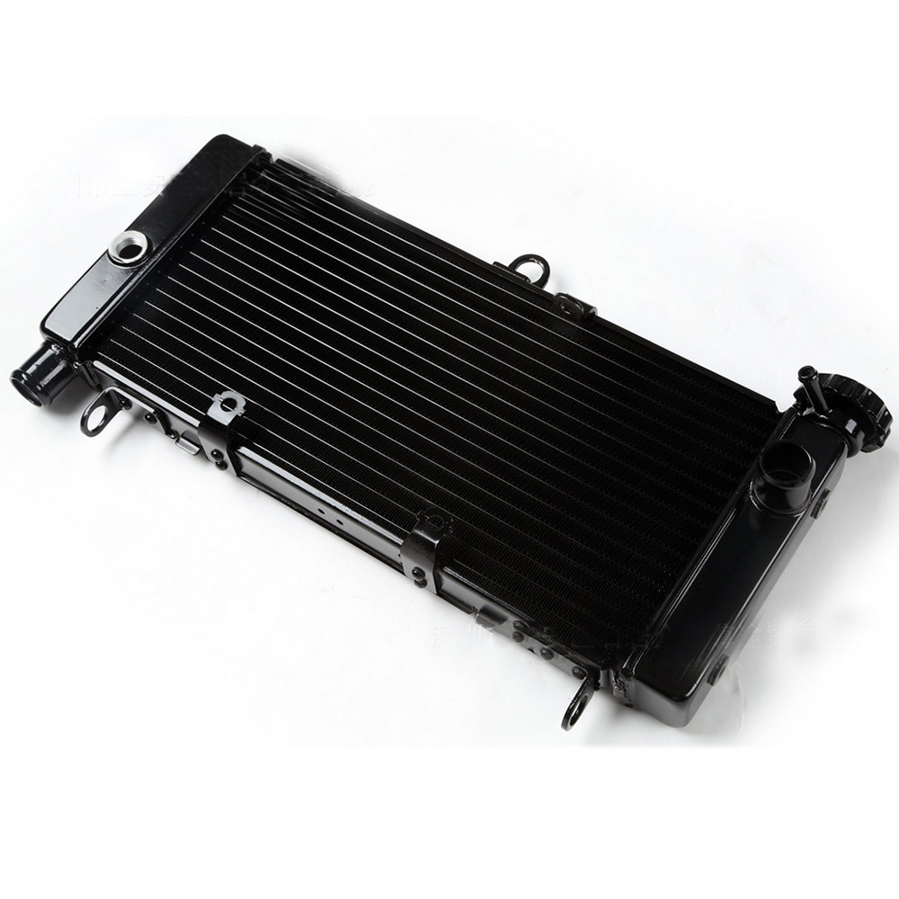Motorcycle Radiator Aluminium Cooling Replacement Radiator For Honda CB600 CB600F Hornet CB 600F 600 1998 1999 2000 2001 motorcycle radiator for honda jade250 jade 250 cb250 cb 250 aluminium water cooling radiator new
