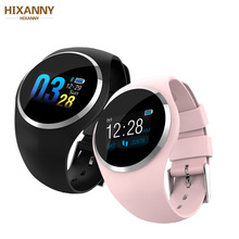 Smart Watch Men Women Bracelet Blood Pressure Monitor Fitness Bracelet Wristband for Android iOS PK xiaomi mi Band 2 3 4 Fitbits ip68 swim color touch smart watch hr bp o2 smart wristbands monitor fitness bracelet for ios xiaomi honor pk mi band 2 fit bit 3