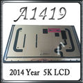 Новые Оригинальные Компьютерные 5 К 2014 2015 LM270QQ1 (SD) (А2) ЖК-Экран Для Apple iMac 27 ''A1419 Стекло ЖК-ДИСПЛЕЙ С Сборки