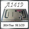 Novo Computador Original 5 K 2014 2015 LM270QQ1 (SD) (A2) tela de lcd para apple imac 27 ''a1419 lcd com conjunto de vidro