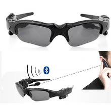 Best price Wireless Bluetooth V4.1 Stereo Sunglasses Headset Headphones Earphone