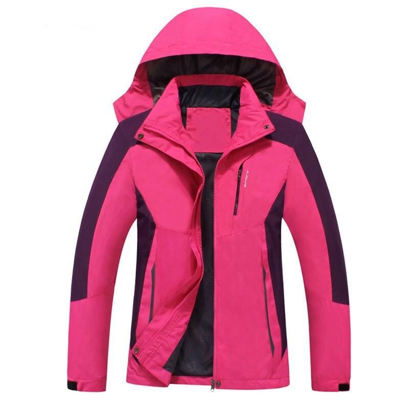 Здесь можно купить  Man Woman Outdoor Waterproof Jacket Camping Hiking Jacket Hunting Rock Climbing Fishing Jacket Rain Clothing Jacket Lovers K0058  Спорт и развлечения
