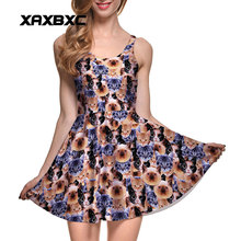 80c7e415d362f Buy girl animal prints dress and get free shipping on AliExpress.com