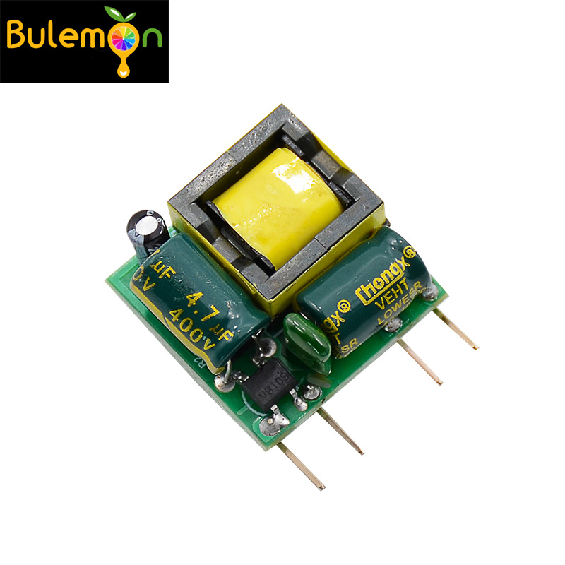 12V 400mA Switch <font><b>Power</b></font> Supply <font><b>Module</b></font> Vertical <font><b>Isolation</b></font> <font><b>Module</b></font> AC-DC 220V to 12V Buck Step Down <font><b>Power</b></font> Supply <font><b>Module</b></font> image