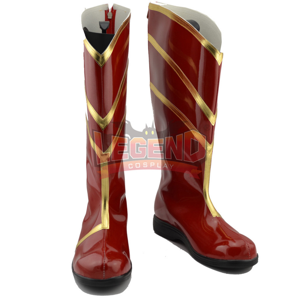superhero Cosplay Shoes Boots Halloween Carnival Cosplay Costume Accessories For Men-in Shoes from Novelty u0026 Special Use on Aliexpress.com | Alibaba Group  sc 1 st  AliExpress.com & superhero Cosplay Shoes Boots Halloween Carnival Cosplay Costume ...