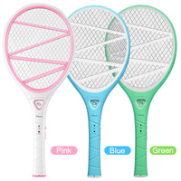 YAGE Pest Control Electric Mosquito Swatter Mosquito Killers Bug Zapper Reject Racket Trap Home Tool 2200V Electric Shock 400mAh