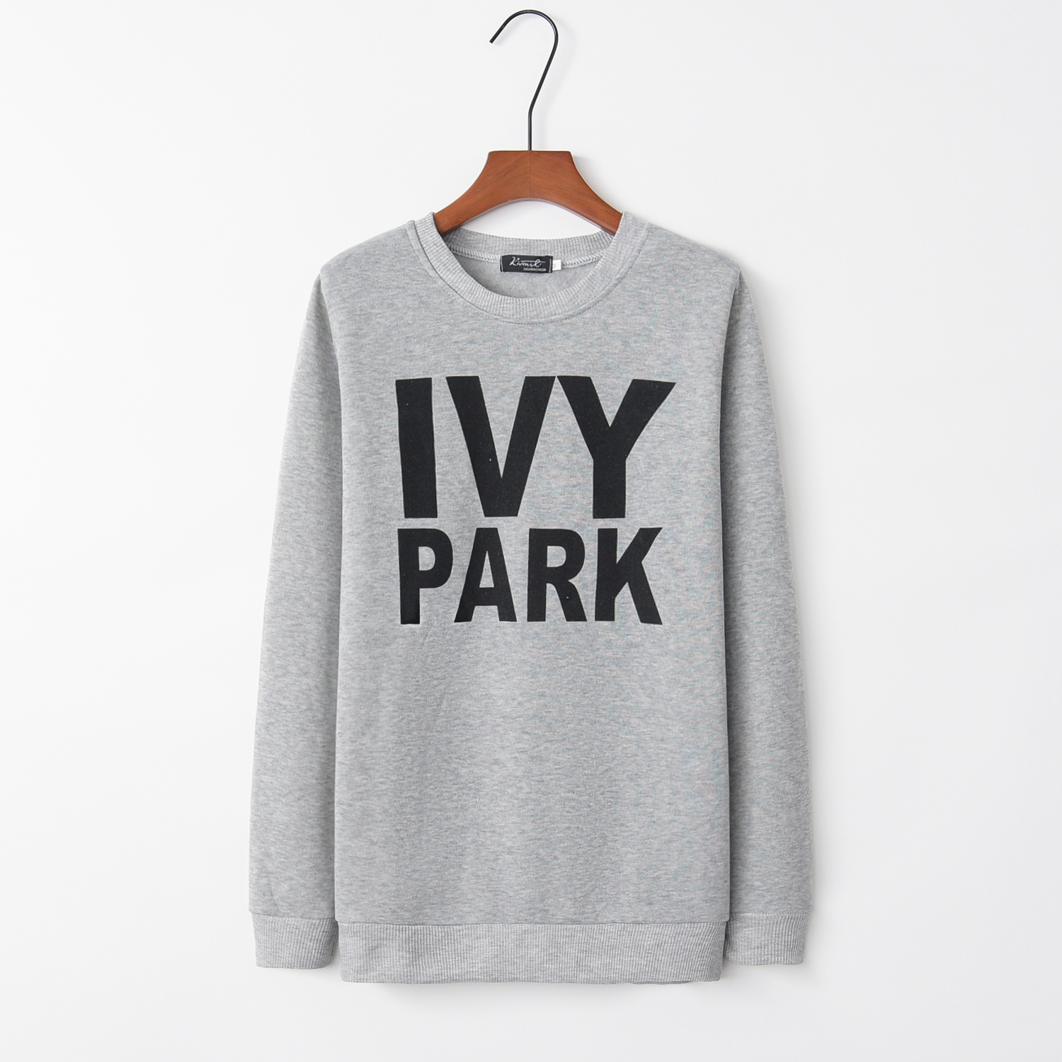 2016New Arrvials Ivy Park Hoodies Letter Printed 3colors  Fashion Style Pullover Sweatshirt For Women Mujer Lager