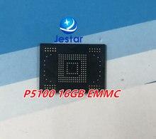 16 gb emmc memória flash nand com firmware usado para samsung galaxy p5100 p7500 n8000 n8010 n8020