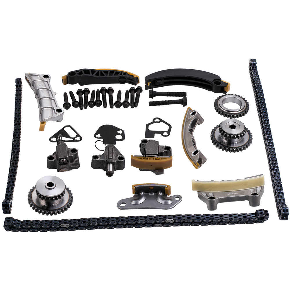 For Holden Rodeo Captiva CG Colorado RC Alloytec Timing Chain Kit 3 6 w/  Gaskets for Commodore VZ VE VF Statesman Caprice WM V6