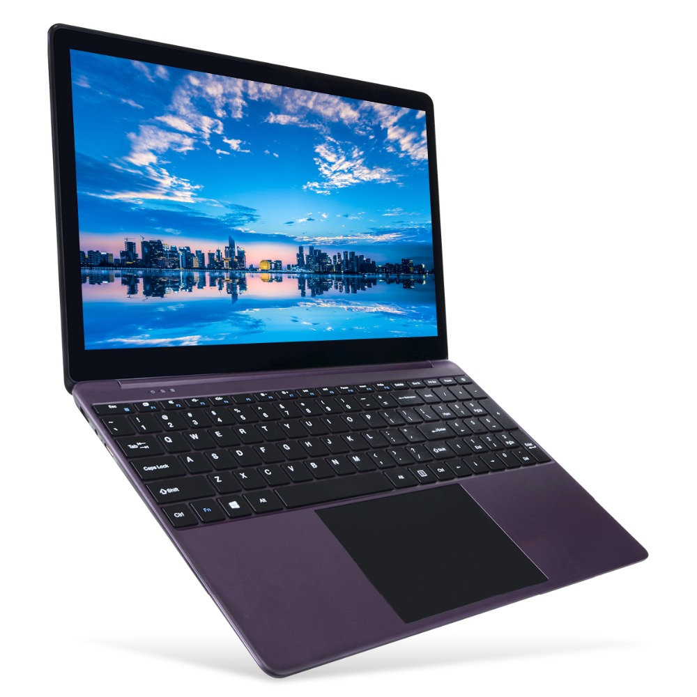 ZEUSLAP 15.6inch 6GB RAM 64GB eMMC with SSD 1920x1080P Full HD IPS Screen Metal Cheap Ultrabook Laptop Notebook Computer