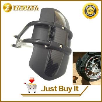 CNC Aluminum Motorcycle Accessories rear fender bracket motorbike mudguard Fit For Honda CB300F CB400F CB400X Rear fender