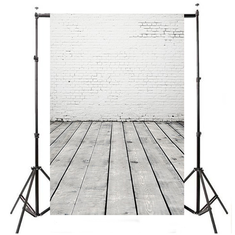 Waterproof Photography Backdrops Photo Props Studio Background baby children wooden Wall Wood Floor vinyl 2.1m x 1.5m dark wall photography backdrops indoor wood floor photo background studio props custom vintage backdrop fotografia