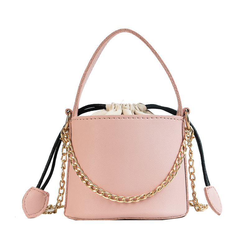 34871f904b1b Detail Feedback Questions about Summer Women Messenger Bags Tassel Ladies  Crossbody Bags Korean Mini Bucket Shoulder Bags New Drawstring Chain Bag on  ...