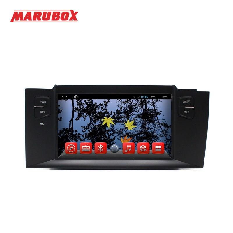 marubox m7056 car dvd stereo for citroen c4 c4l ds4 2011 7 hd android auto radio audio video. Black Bedroom Furniture Sets. Home Design Ideas