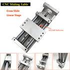 CNC Sliding Table X ...