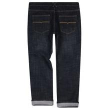 2016 Стрейч Джинсы pantalones вакеро модельер зимние джинсы мужчины марка джинсы мужчин Известных Брендов Джинсы плюс размер P1187 3