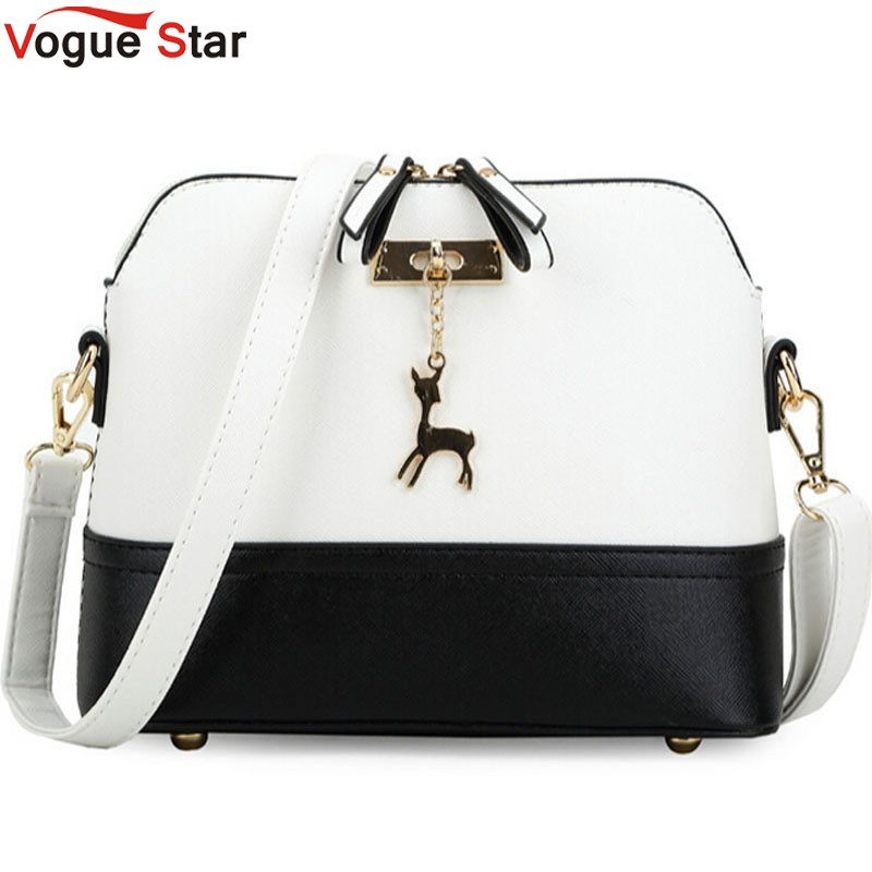 Vogue Star 2017 women bags for women messenger bags shoulder bag ladies leather handbag purse high quality bolsos pouch YK40-695