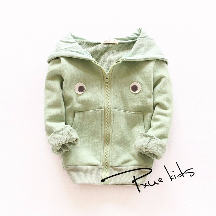 New-Spring-and-autumn-boy-and-girls-Coats-Rabbit-style-cotton-coat-Unisex-children-hoodies-kids-Outerwear-Jacket-tops-2-7Y-1