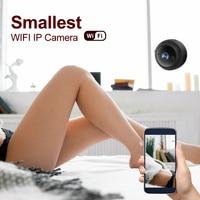 Mini Camera 720P Sport DV Mini Infrared Night Vision Monitor Concealed small Camera DV Video Recorder Support TF Card IP Cam