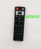 New Remote Control Use For LG AKB73655747 Sound Bar Mini Audio
