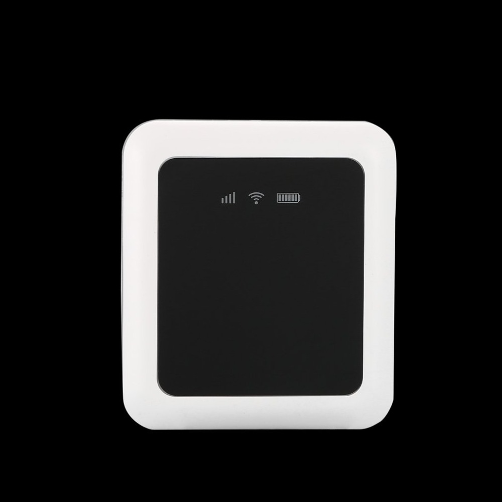 Portable Power Bank Wireless Router 100Mbps 3G/4G LTE Mobile Wifi Hotsport SIM Card Travel Wifi Router dropshipping image