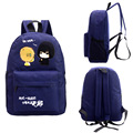FairyTail Backpack for Girls Fairy Tale Bag for School Canvas Japan Anime Printing Pattern SchoolBag for Students