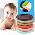 Protección de los niños de 2 M de longitud de guardia de seguridad del bebé productos de borde de esquina de muebles de la protección de los niños de interferencia