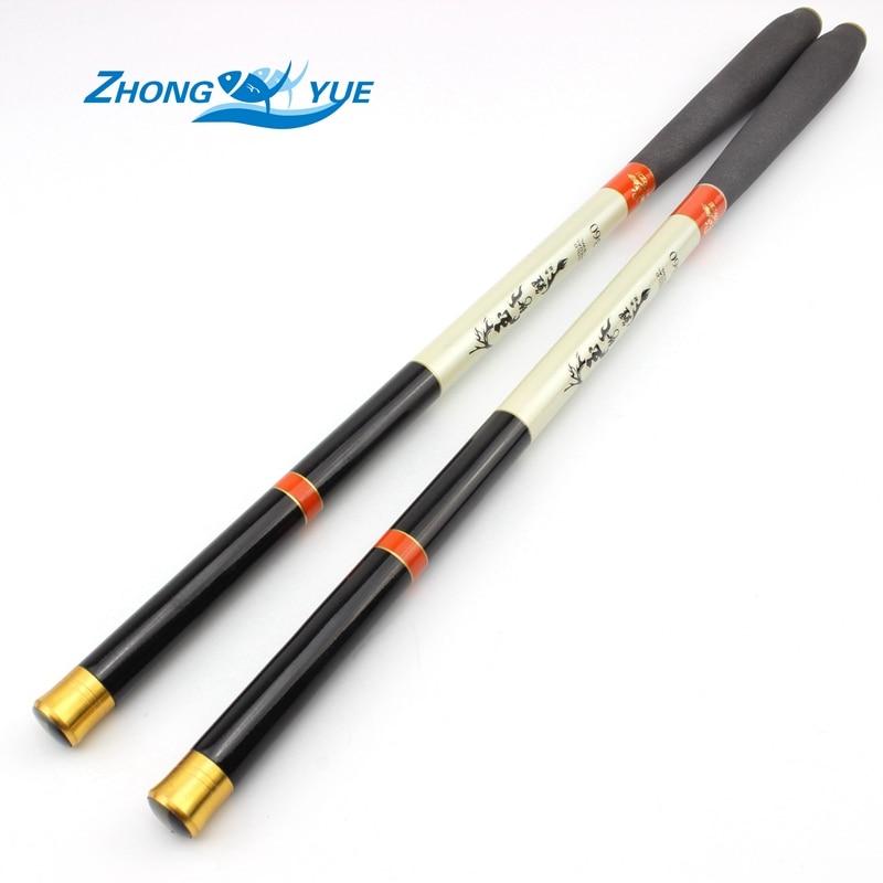 Edendamine! Ultrashort Carp Fishing Pole Stream Käsi Rod - Kalapüük