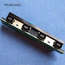 وصلة موصل أصلية مستعملة بـ 3 سنون لوحدة التحكم في تيار مستمر Sega Dreamcast وحدة تحكم بمنفذ موصل بفتحة 3 سنون لوحدة التحكم الفرعية BD 2 KAI