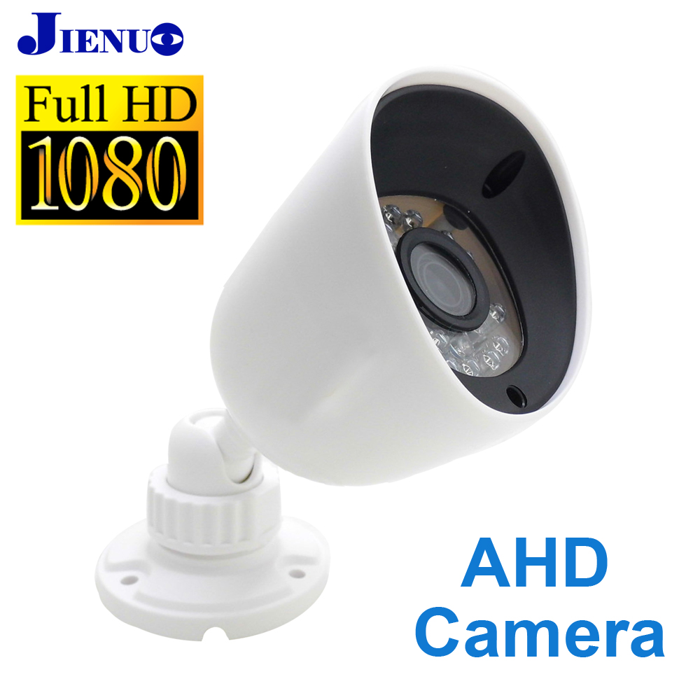 AHD Camera 1080P Analog Surveillance High Definition Infrared Night Vision CCTV Security Home Outdoor Bullet 2mp Hd Cameras