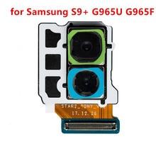 Dobre 12 milhões de peças de reposição de pixels, cabo traseiro do cabo flexível da câmera para samsung galaxy s9 mais SM G965U g965f