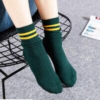 2018 Women Winter Socks High Quality Cotton Long Cocks Fashion Socks 60 Pairs Set