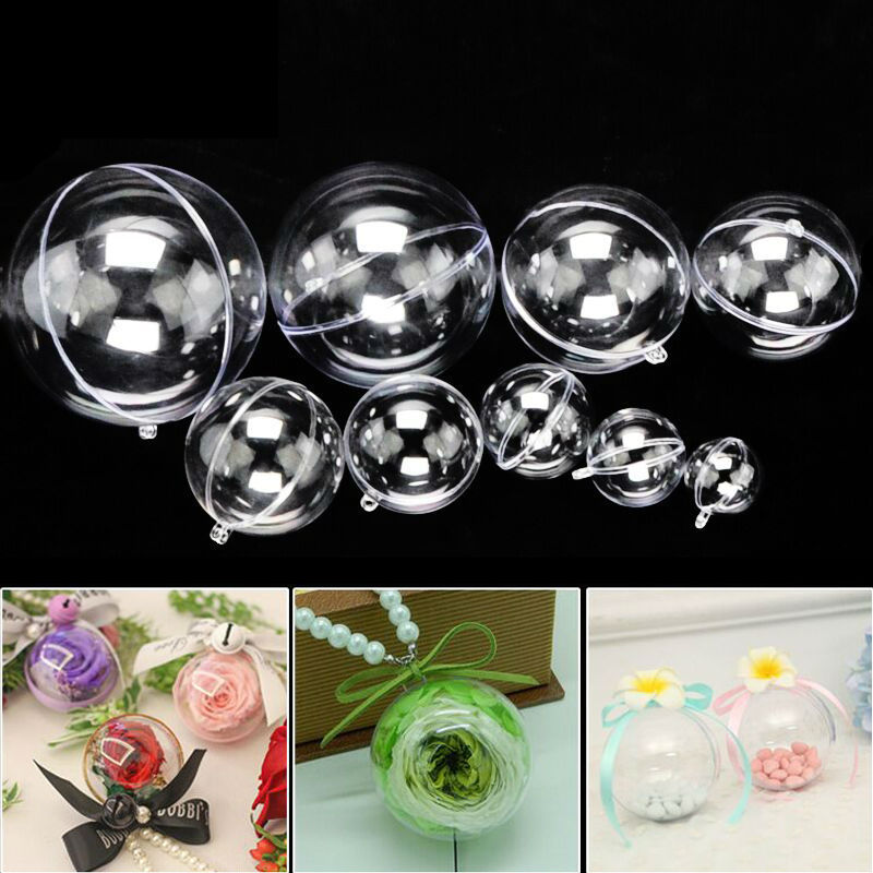 Popular Clear Plastic Spheres-Buy Cheap Clear Plastic