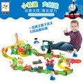 Томас И его Друзья Поезда Set Toys Kids Toys For children электрический Томас Поезд Trackmaster Томас И Друзья Поезд В на складе