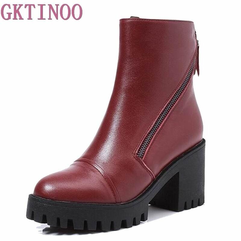 Women Winter Boots Size 34~40 Warmest Genuine Leather Russian style Women Snow Boots HY351 warmest genuine leather snow boots size 37 50 brand russian style men winter shoes 8815